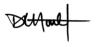 dhoult signature