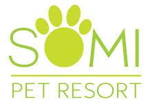somi pet resort logo